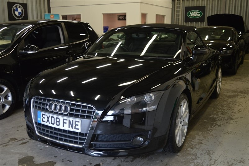 used Audi TT TFSI Exclusive Line Roadster 2dr in epping-essex