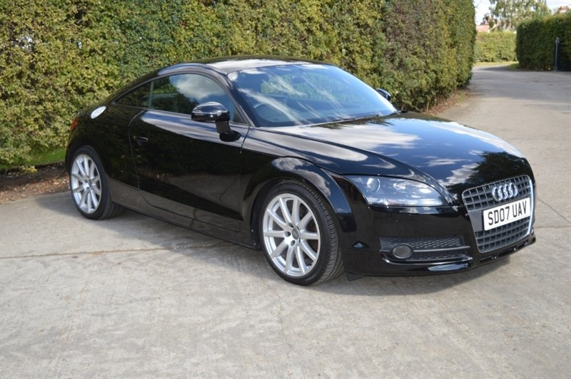 used Audi TT TFSI 3dr in epping-essex