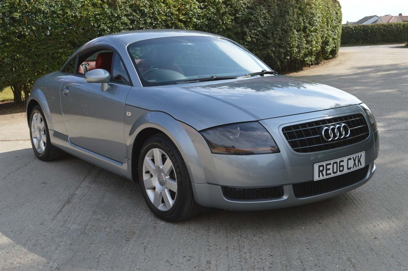 used Audi TT 3dr in epping-essex