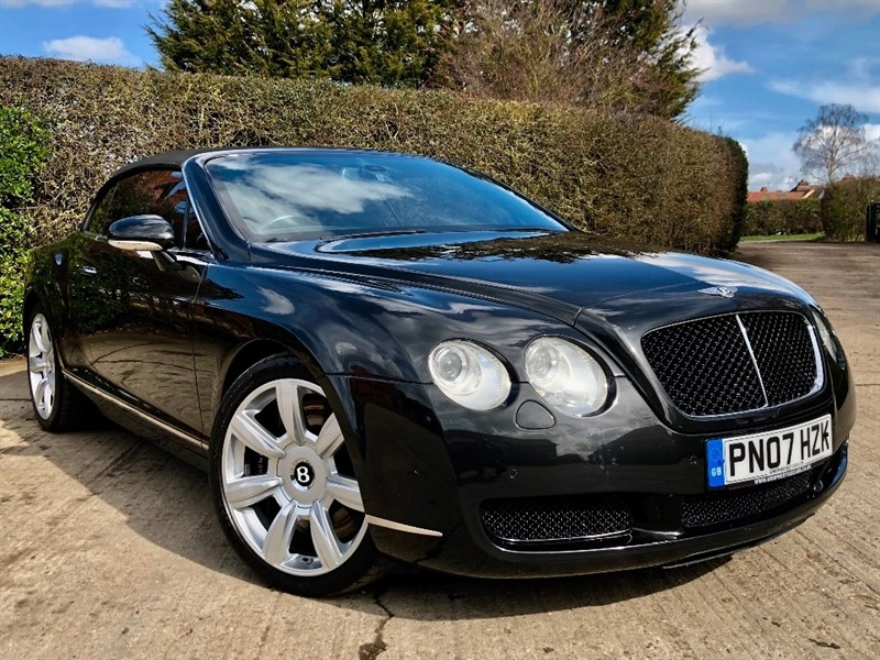 used Bentley Continental GT 2dr in epping-essex
