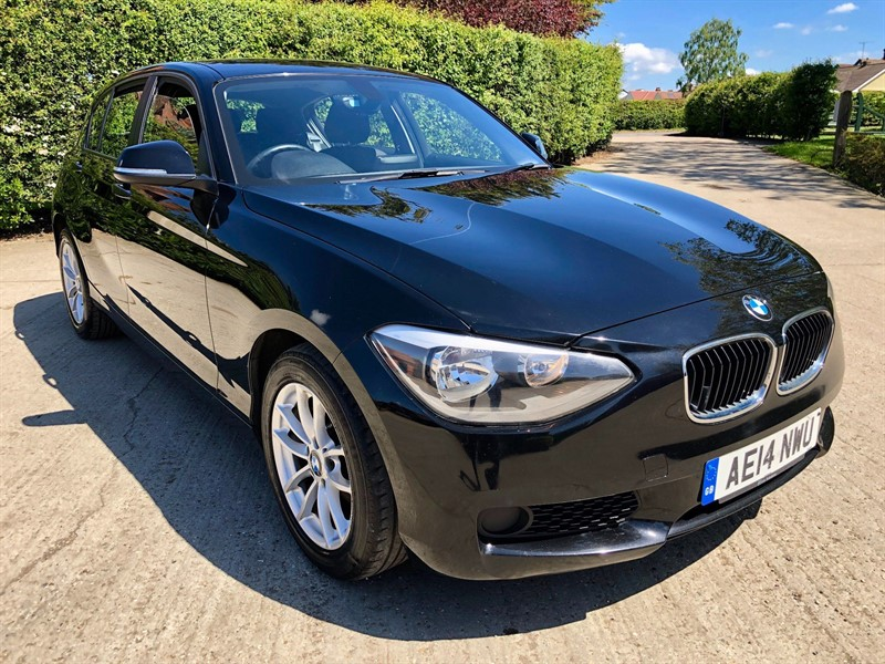 used BMW 116d 1 Series ES Sports Hatch (s/s) 5dr in epping-essex