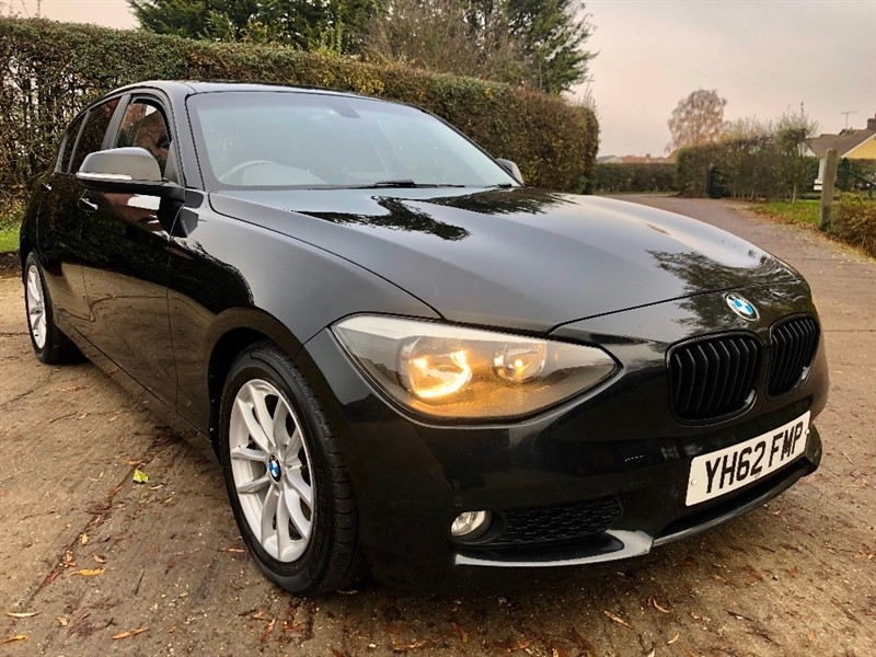 used BMW 116d 1 Series EfficientDynamics Sports Hatch 5dr in epping-essex