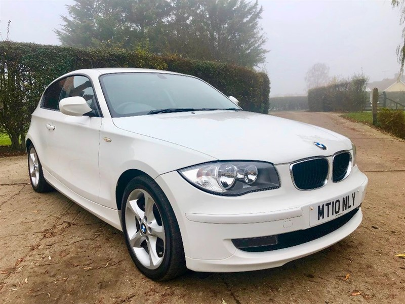 used BMW 116d 1 Series Sport 3dr in epping-essex