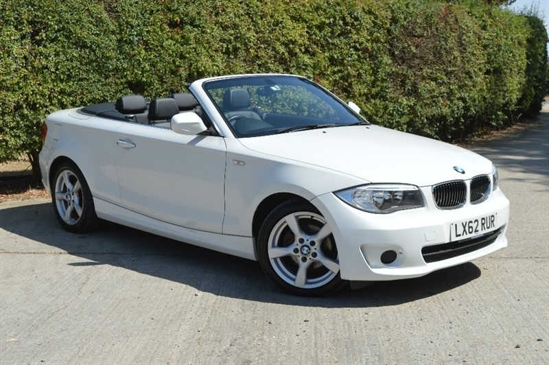 used BMW 118d 1 Series Exclusive Edition 2dr in epping-essex