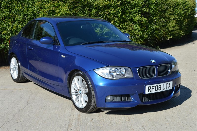 used BMW 120d 1 Series M Sport 2dr in epping-essex
