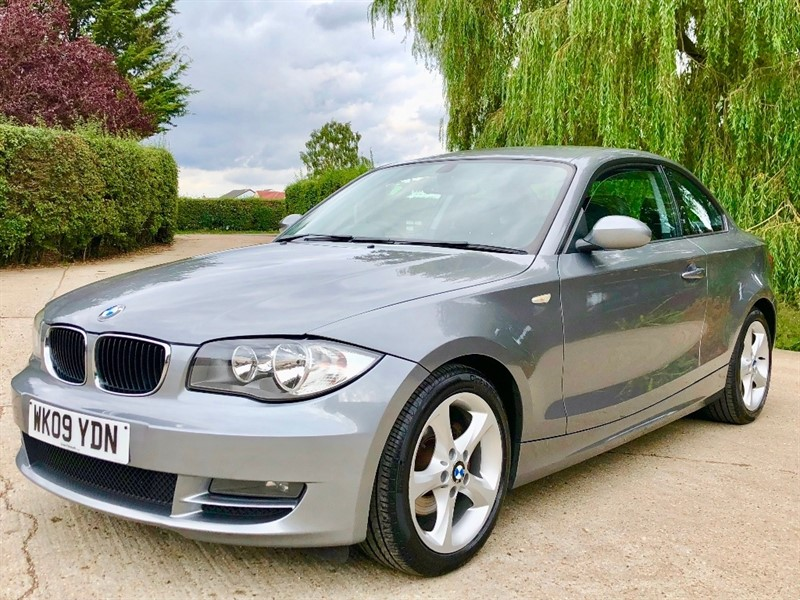 used BMW 120d 1 Series SE 2dr in epping-essex