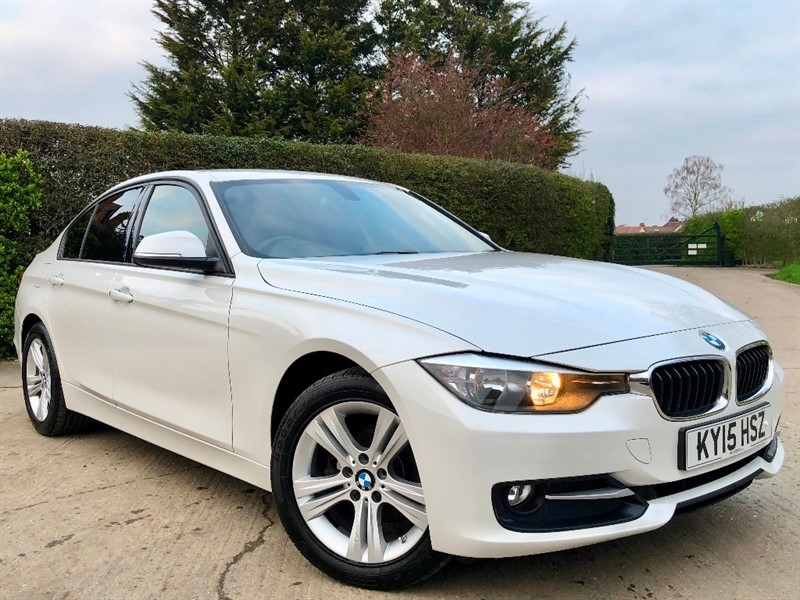 used BMW 318d 3 Series Sport (s/s) 4dr in epping-essex