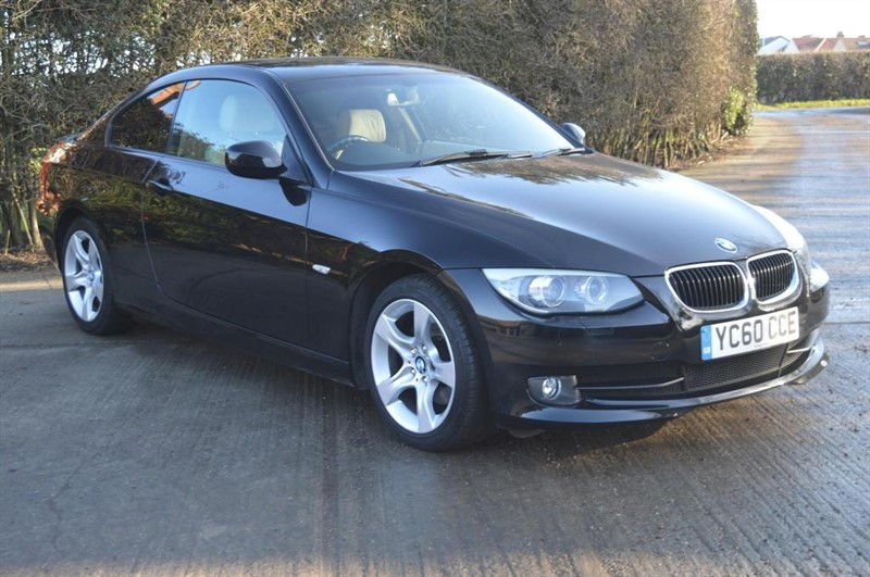 used BMW 320d 3 Series SE 2dr in epping-essex