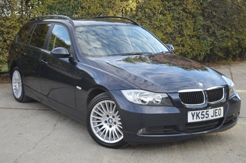 used BMW 320d 3 Series SE Edition Touring 5dr in epping-essex