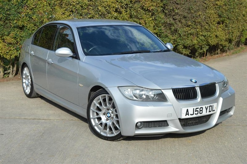 used BMW 320d 3 Series M Sport Edition 4dr in epping-essex