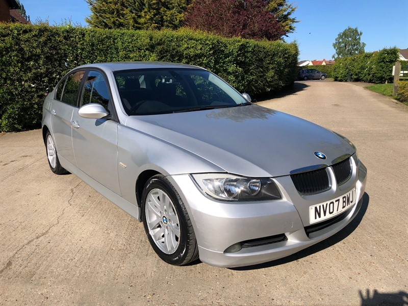 used BMW 320d 3 Series SE 4dr in epping-essex