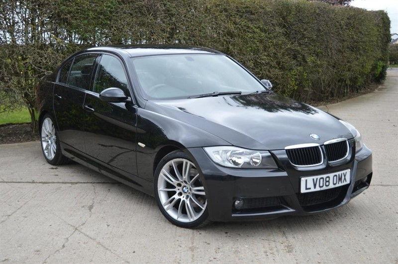 used BMW 320d 3 Series M Sport 4dr in epping-essex