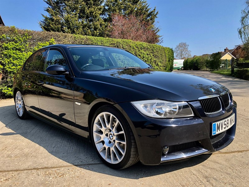 used BMW 320d M Sport Edition in epping-essex