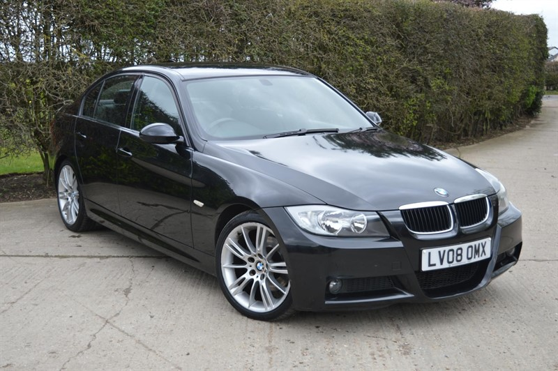 used BMW 320d M Sport in epping-essex