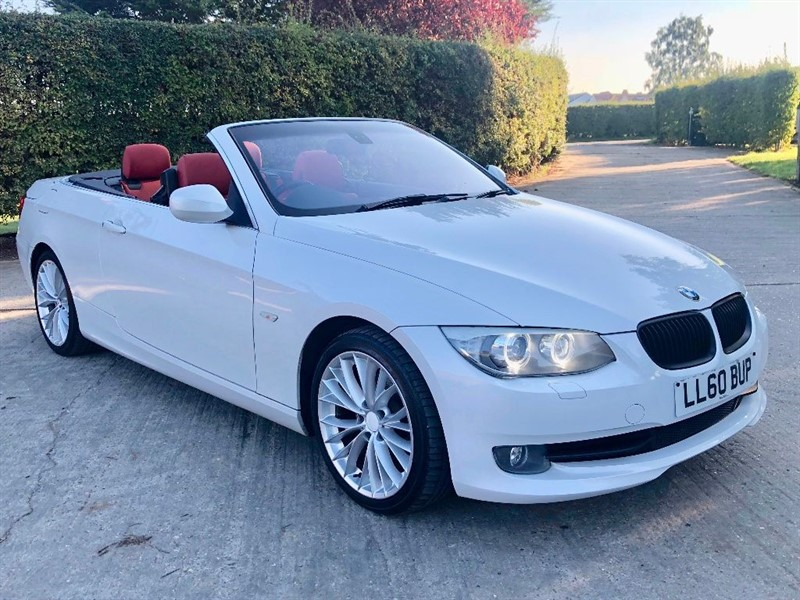 used BMW 320i 3 Series SE 2dr in epping-essex