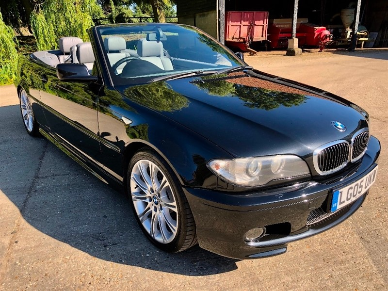 used BMW 325ci 3 Series Sport 2dr in epping-essex