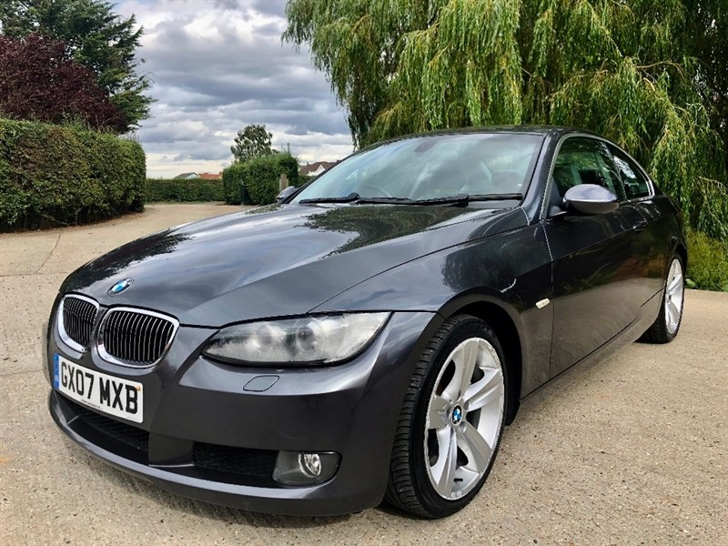 used BMW 325i 3 Series SE 2dr in epping-essex