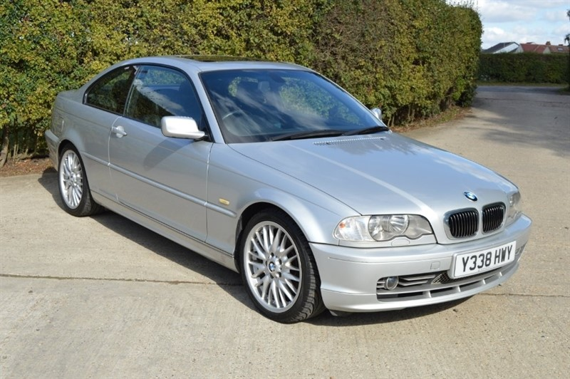 used BMW 330ci 3 Series 2dr in epping-essex