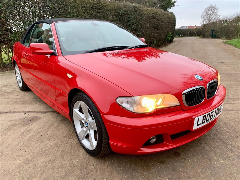 used BMW 330ci SE in epping-essex