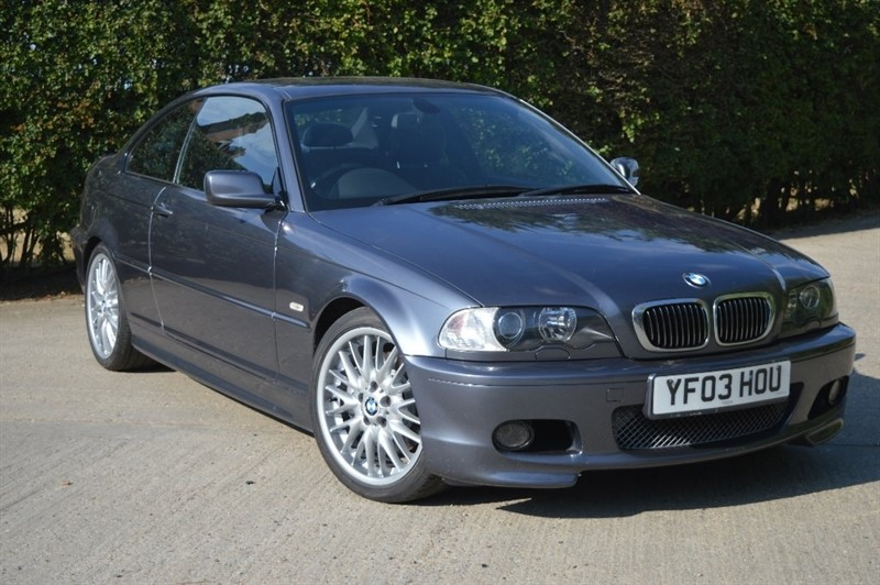 used BMW 330ci 3 Series Sport 2dr in epping-essex