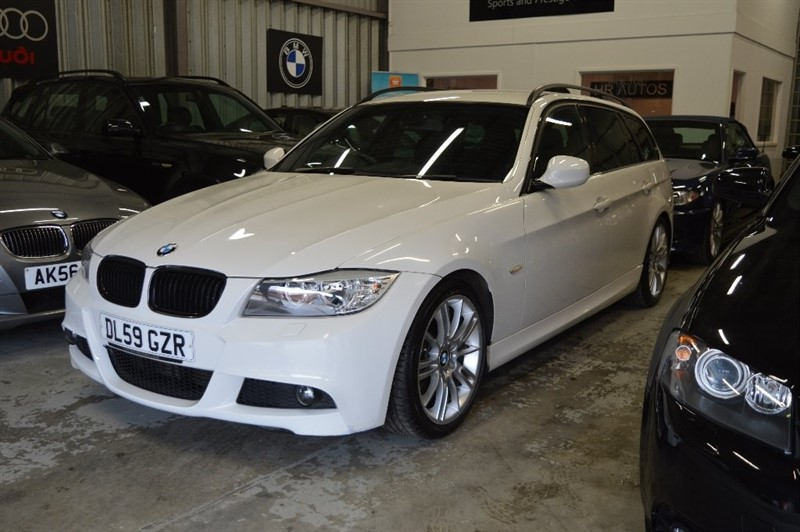 used BMW 330d 3 Series M Sport Touring 5dr in epping-essex
