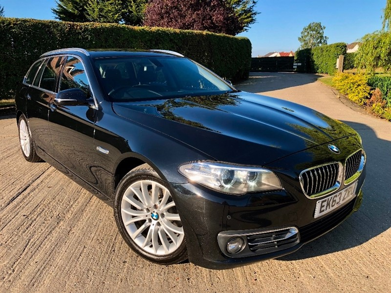 used BMW 520d 5 Series Luxury Touring 5dr in epping-essex