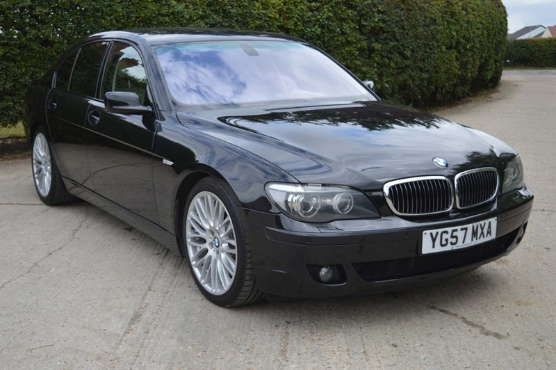 used BMW 730d 7 Series Sport 4dr in epping-essex