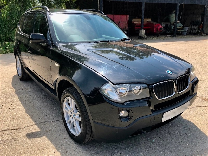 used BMW X3 20d SE 5dr in epping-essex