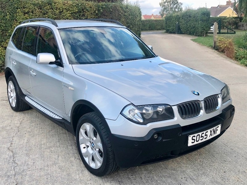 used BMW X3 d Sport 5dr in epping-essex