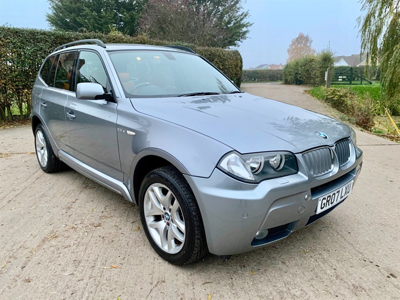 used BMW X3 25si M Sport in epping-essex