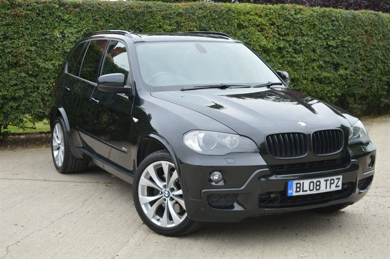 used BMW X5 30d M Sport 5dr in epping-essex