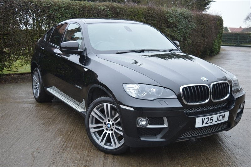 used BMW X6 30d BluePerformance xDrive 5dr