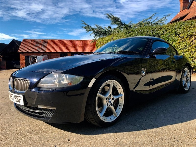 used BMW Z4 si Sport 2dr in epping-essex