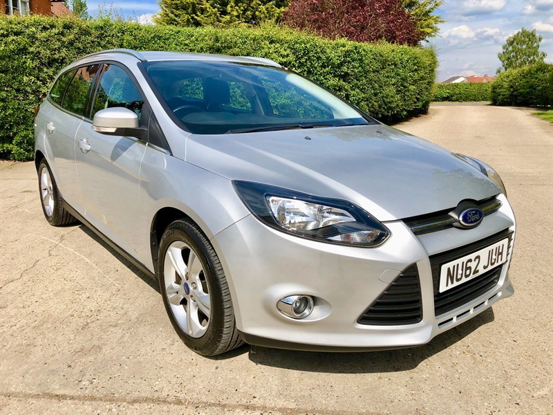 used Ford Focus Ti-VCT Zetec Powershift 5dr in epping-essex