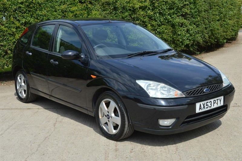 used Ford Focus i 16v Edge 5dr in epping-essex