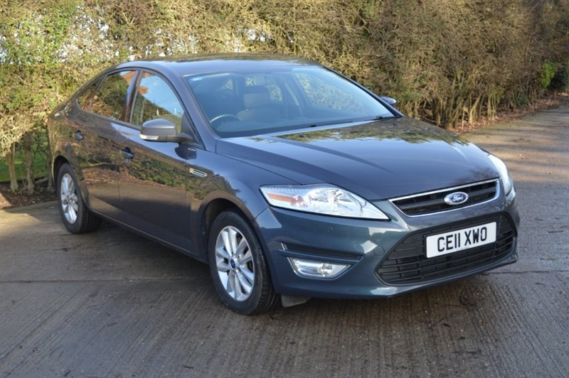 used Ford Mondeo TDCi Zetec 5dr in epping-essex