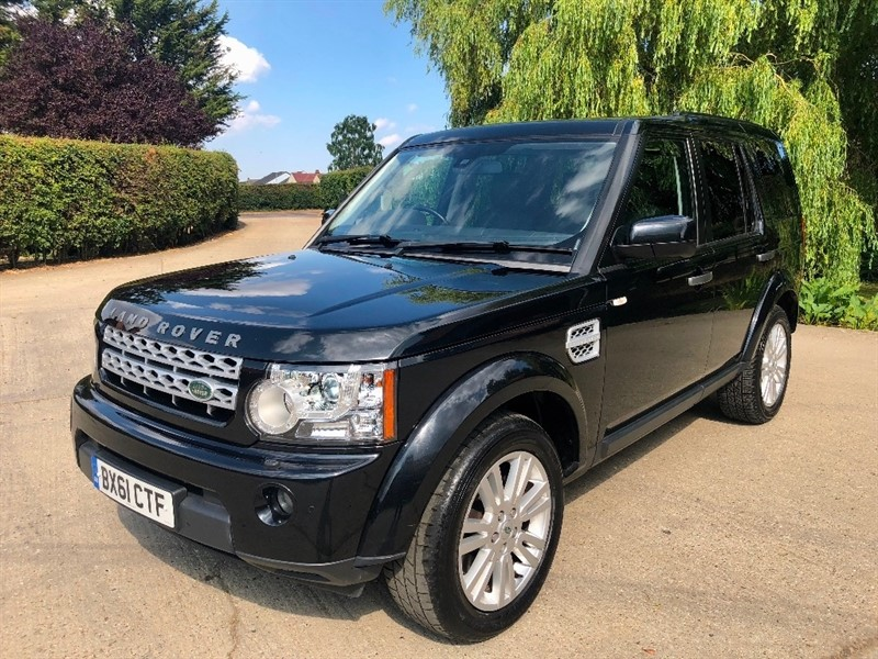 used Land Rover Discovery 4 SD V6 XS 4X4 5dr in epping-essex