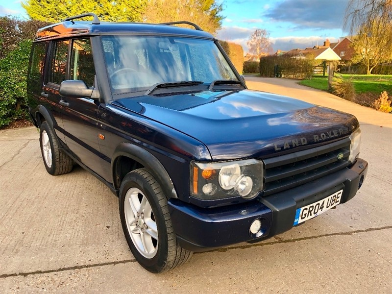 used Land Rover Discovery TD5 Landmark 5dr (7 Seats) in epping-essex