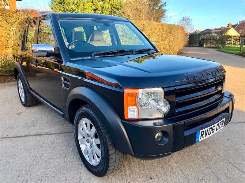 used Land Rover Discovery 3 TD V6 SE 5dr in epping-essex