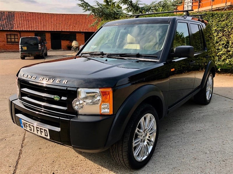 used Land Rover Discovery 3 TD V6 GS 5dr in epping-essex
