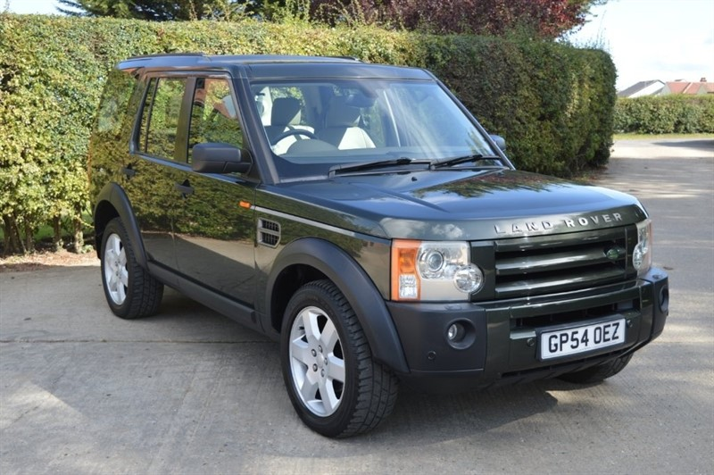 used Land Rover Discovery 3 TD V6 HSE 5dr in epping-essex