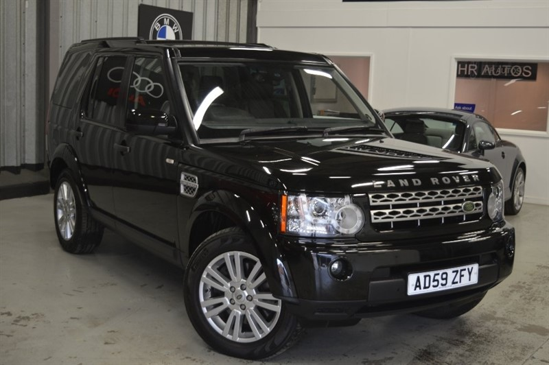 used Land Rover Discovery 4 TD V6 HSE 4X4 5dr in epping-essex