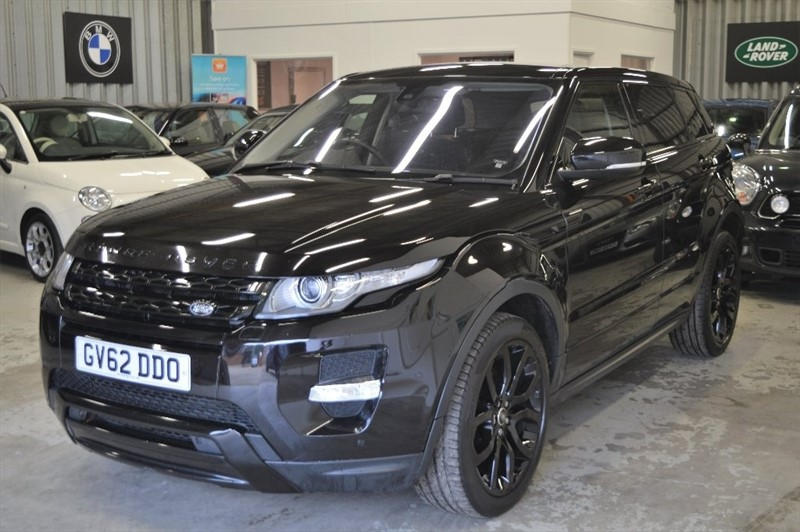 used Land Rover Range Rover Evoque SD4 Dynamic Hatchback AWD 5dr in epping-essex