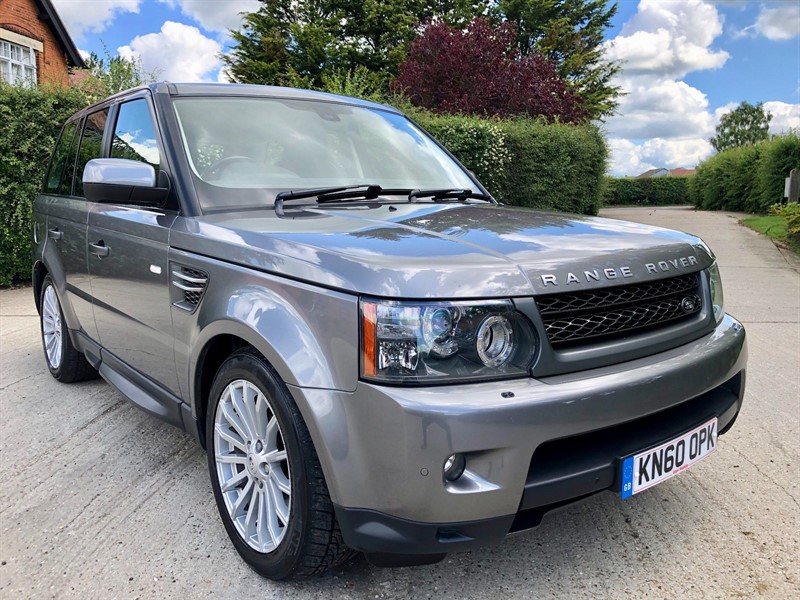 used Land Rover Range Rover Sport  in epping-essex