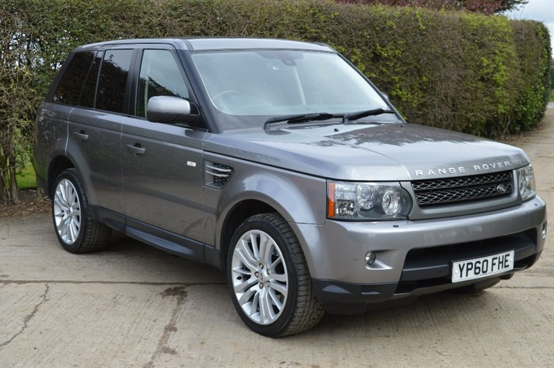 used Land Rover Range Rover Sport TD V6 HSE 5dr in epping-essex