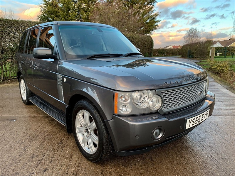 used Land Rover Range Rover 3.0 Td6 Vogue in epping-essex