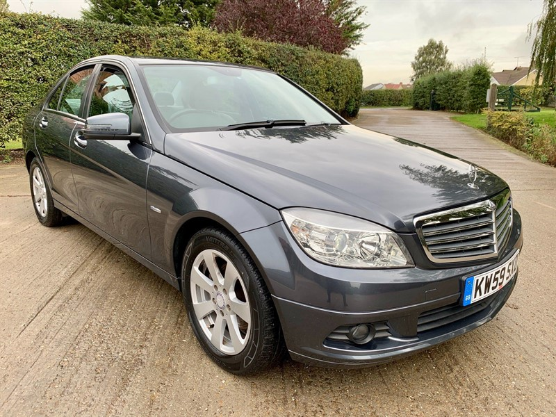 used Mercedes C180 C Class SE 4dr in epping-essex