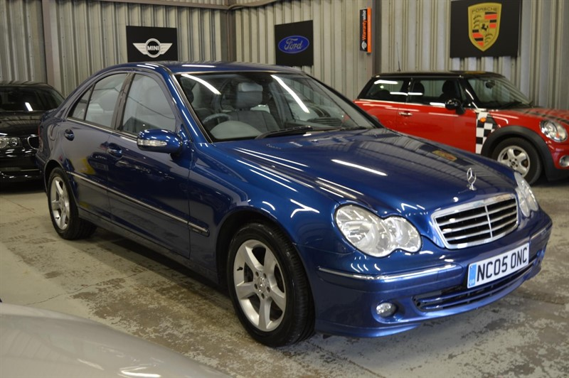 used Mercedes C200 C Class CDI Avantgarde SE 4dr in epping-essex