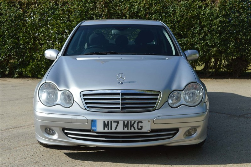 used Mercedes C220 C Class CDI Classic SE 4dr in epping-essex
