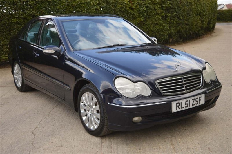 used Mercedes C320 C Class Avantgarde 4dr in epping-essex